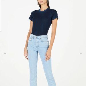 Cotton Citizen Vintage Navy T shirt XS